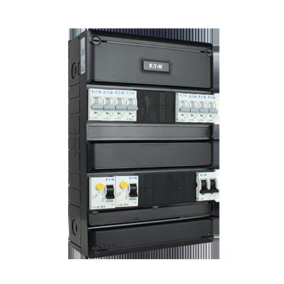 Electrische installaties, lichtplannen, data-netwerken