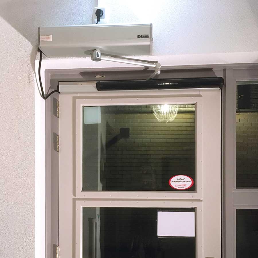 Automatische deuren
